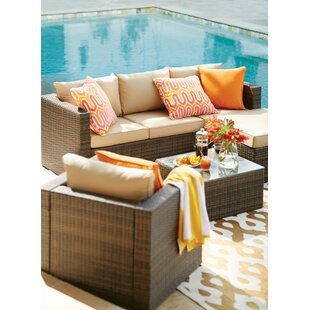 Rister 4 Piece Sectional S..