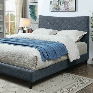 Chan Upholstered Panel Bed by Mercer41