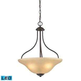 Cheyney 3-Light LED Pendant by Winston Porter