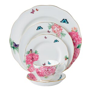 Miranda Kerr Friendship Bone China 5 Piece Place Setting, Service for 1