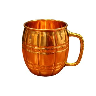 Kendig Moscow Mule Mug with Handle
