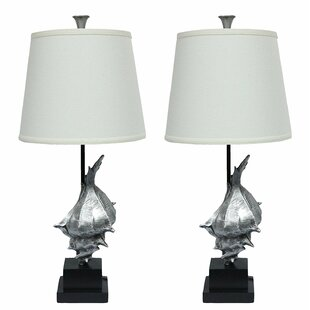 Conch 24.5 Table Lamp (Set of 2)