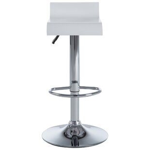 Lidiaídia Height Adjustable Swivel Bar Stool (Set Of 2) By Metro Lane