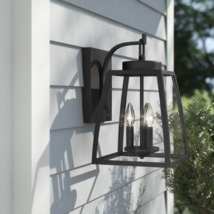 Grenada 3-Light Outdoor Wall Lantern