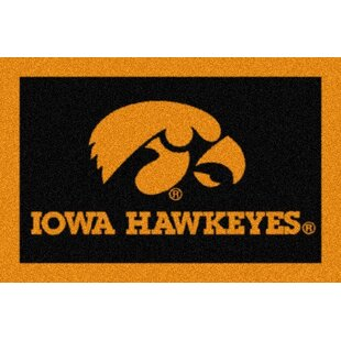Collegiate University of Iowa Hawkeyes Mat By My Team by Milliken