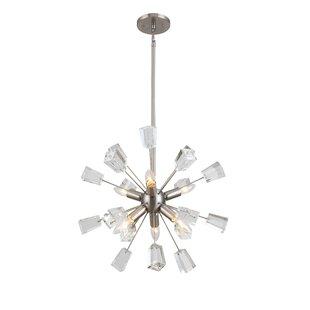 George Oliver Middleborough 6-Light Sputnik Chandelier