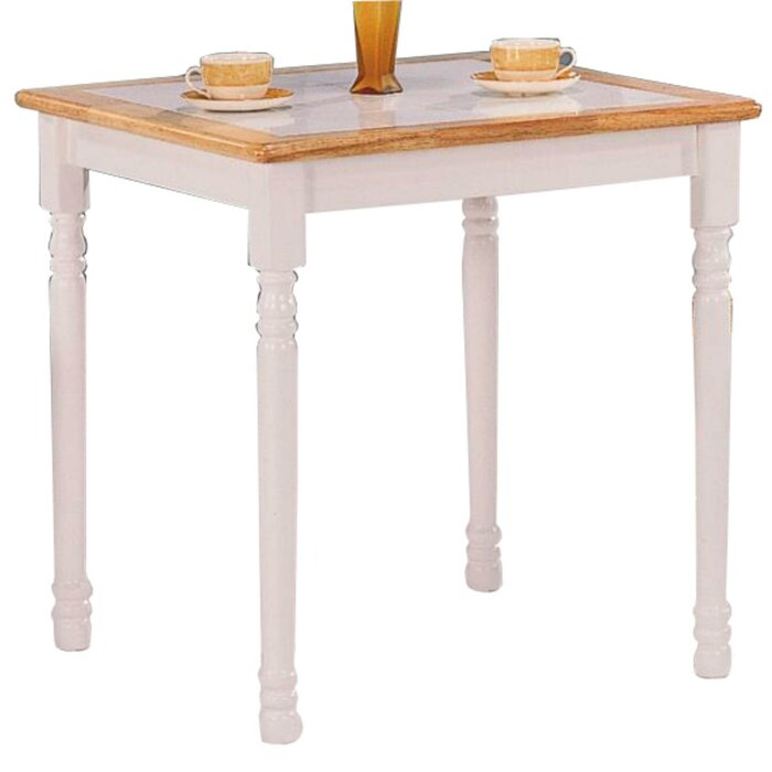 Sunderland Square Solid Wood Dining Table