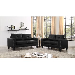 Check Prices Yaretzi 2 Piece Living Room Set by Winston Porter Reviews (2019) & Buyer's Guide