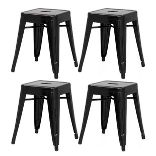 Parineeti Kids Stool (Set of 4)