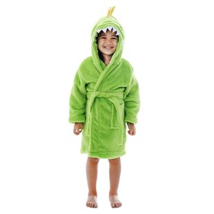 Giambrone Animal Adventures Rectangle Terry Cloth Bathrobe