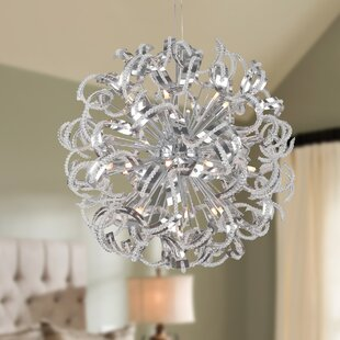 Orren Ellis Lagrone 25-Light Chandelier