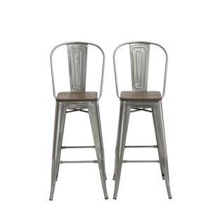 Look for Isamar 30 Bar Stool (Set of 4) by Williston Forge Reviews (2019) & Buyer's Guide