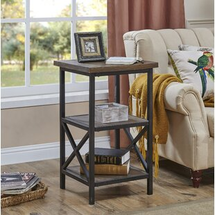 Reviews Costilla End Table By Loon Peak
