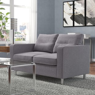 Shop Clarence Loveseat by Wade Logan