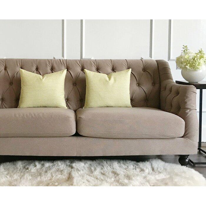 Crofoot Stripe Luxury Decorative Pillow Cover