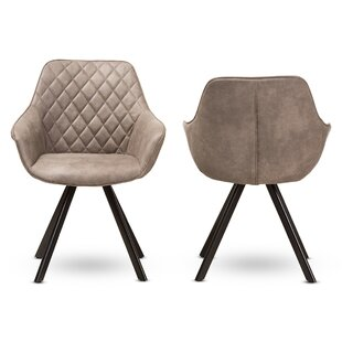 Souder Upholstered Dining Chair (Set of 2..
