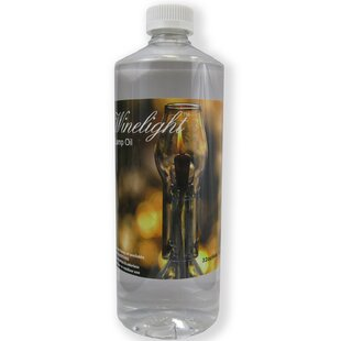 Winelight 32 Oz. Ultra Pure Paraffin Lamp..