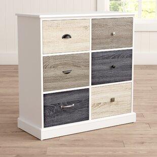 Beachcrest Home Gratton 6 Accent Cabinet