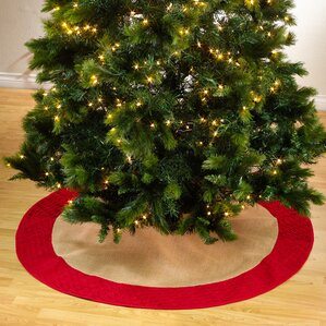 Christmas Tree Skirts Youu0027ll Love | Wayfair