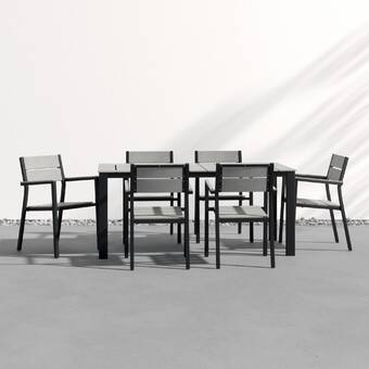 7 Piece Outdoor Dining Set Sale