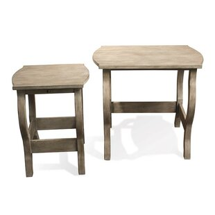 2 Piece Nesting Tables by Birch Lane™