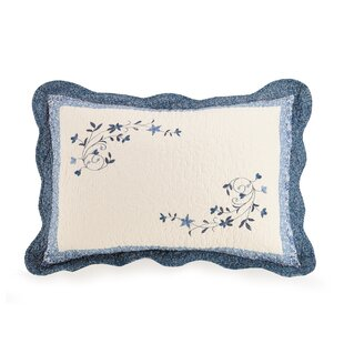 Embroidered Shams Wayfair