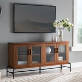 Roger TV Stand for TVs up to 65 by Millwood Pines