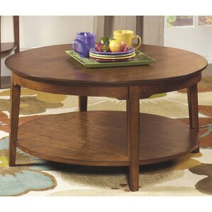 Waynesville Round Coffee Table by Red Barrel Studio