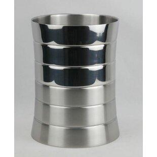 Hopeful Enterprise Metal 1.32 Gallon Waste Basket