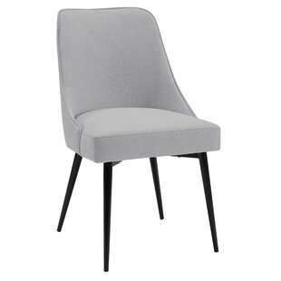 Bridewell Upholstered Dining Chair (Set of 2) Wrought Studio