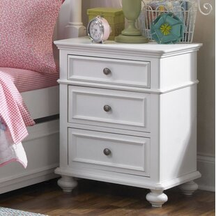 Check Prices Madison 3 Drawer Nightstand by LC Kids Reviews (2019) & Buyer's Guide
