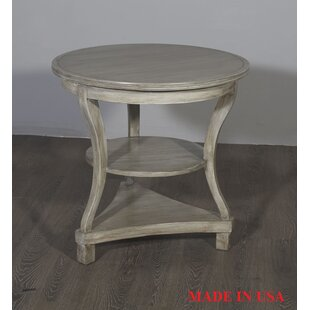 Orren Ellis Yarber End Table