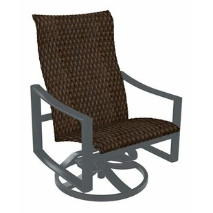 Kenzo Swivel Patio Dining Chair by Tropitone Amazing