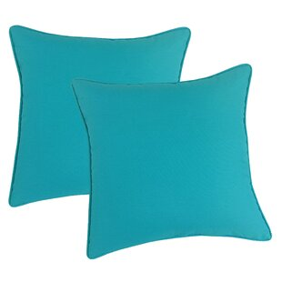 Oxford Outdoor Lumbar Pillow (Set of 2) By Edie Inc.