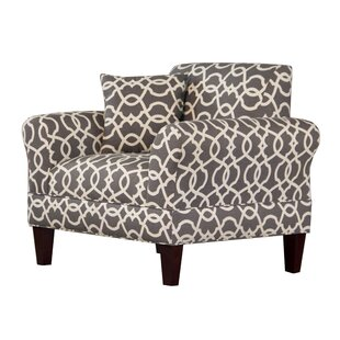 Read Reviews Briley Armchair by Carolina Accents Reviews (2019) & Buyer's Guide