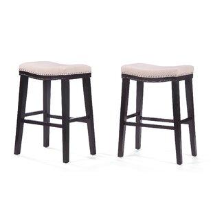Trent Austin Design Halie 29 5 Quot Bar Stool Set Of 4