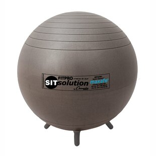 Champion Sports Maxafe Sitsolution Ball Chair