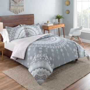 Mistana Patrick Reversible Comforter Set