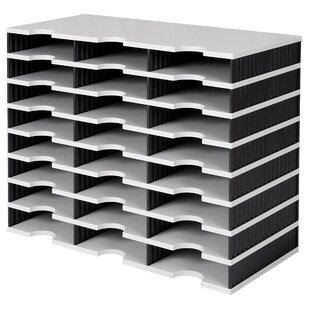 29.3cm H X 72.3cm W Basic Desk Unit By Symple Stuff