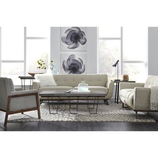 17 Stories Chigwell 3 Piece Coffee Table Set