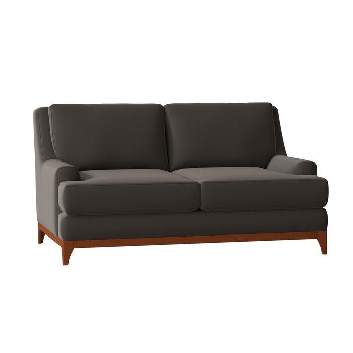 Brilliant Daan Loveseat Cjindustries Chair Design For Home Cjindustriesco