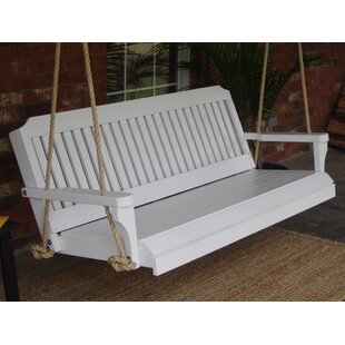 Ola Rope Porch Swing by Highland Dunes