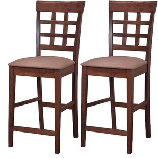 "Farber 24"" Bar Stool (Set of 2) by"
