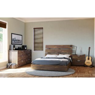 Hillsborough Full Platform 3 Piece Bedroom Set