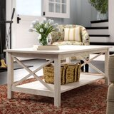 Kaiser Solid Wood Coffee Table