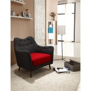 Brayden Studio Shuford Armchair