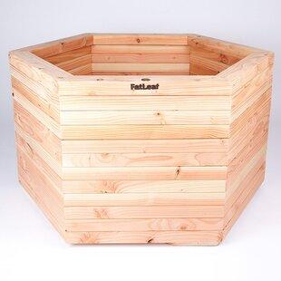 Battle Wooden Planter Box By Alpen Home