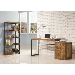 Enes 3 Piece Desk Office Suite