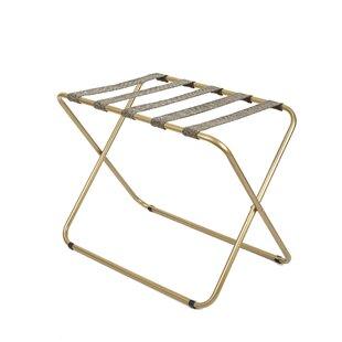 Purchase Rhys Metal Folding Luggage Rack ByCheyenne Products