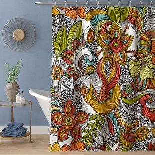 Deepak Single Shower Curtain. by Bungalow Rose